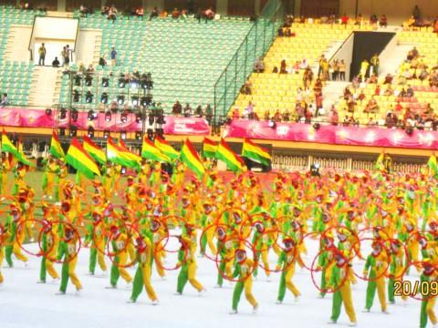 PON ke XVIII RIAU 2012